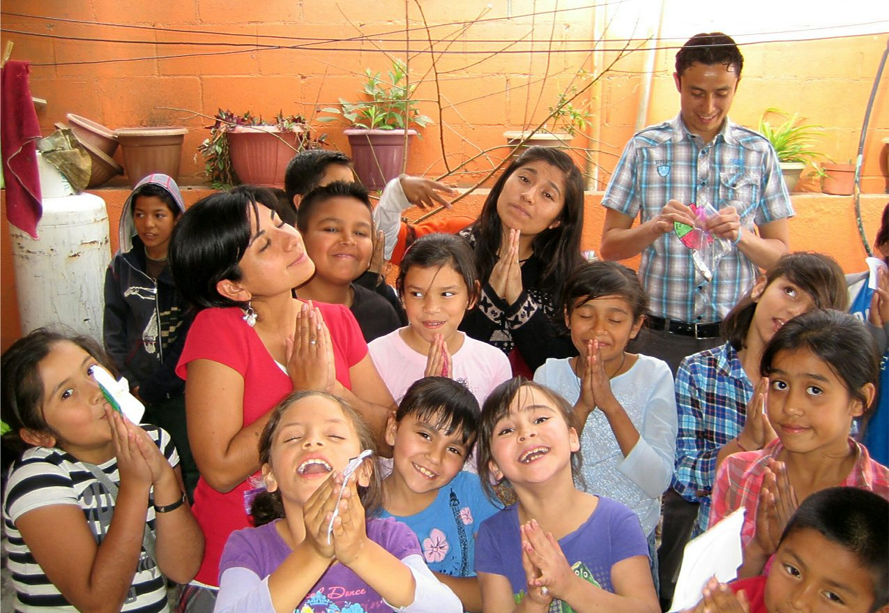 Tecate Mission Bible Institute Student - Weekly Bible Club